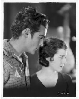 Charles Farrell and Janet Gaynor in Frank Borzage's Seventh Heaven (1927)