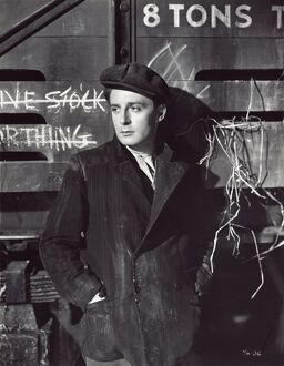 Derrick de Marney in Alfred Hitchcock's Young and Innocent (1937)