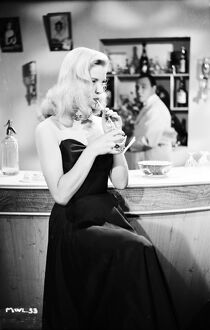 Diana Dors in Maurice Elvey's My Wife's Lodger (1952)