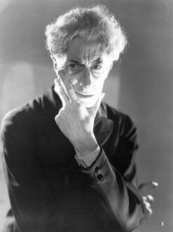 Ernest Thesiger in James Whale's Bride of Frankenstein (1935)
