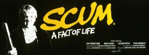 Film Poster for Alan Clarke's Scum (1979)