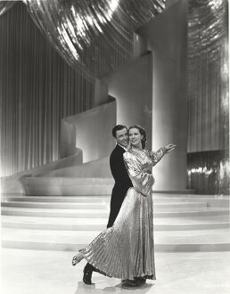 Fred Astaire and Eleanor Powell in Norman Taurog's Broadway Melody of 1940 (1941)