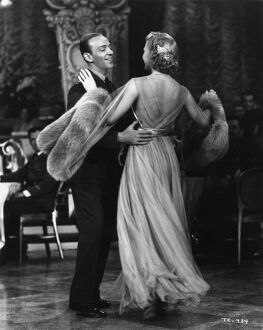 Fred Astaire and Ginger Rogers in HC Potter's The Story of Vernon and Irene Castle (1939)