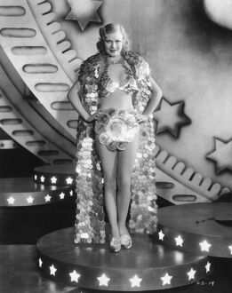 Ginger Rogers in Mervyn LeRoy's The Gold Diggers of 1933 (1933)