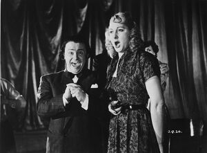 Harry Secombe and Paddy O'Neil in Tony Young's Penny Points to Paradise (1951)