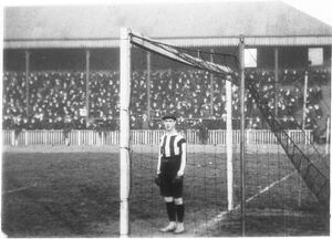 Hull City Goalkeeper, 1900
