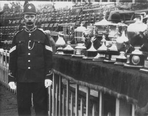 International Sports Trophies, Huddersfield, 1907