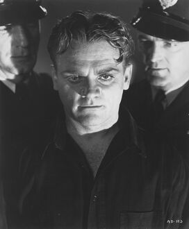 James Cagney in Michael Curtiz's Angels With Dirty Faces (1938)