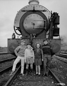 Jan Darnley-Smith's Runaway Railway (1965)