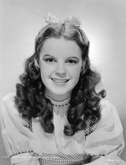 Judy Garland in Victor Fleming's Wizard of Oz (1939)