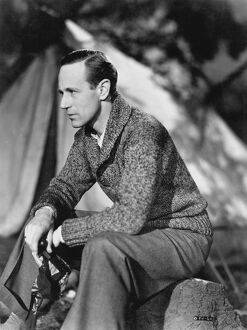 Leslie Howard in Michael Powell's 49th Parallel