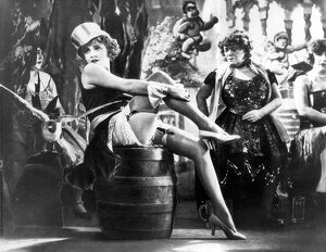 Marlene Dietrich in Josef von Sternberg's The Blue Angel (1930)