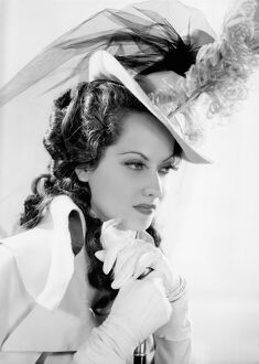Merle Oberon in Harold Young's The Scarlet Pimpernel (1935)