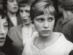 'Peggy' in Karel Reisz's We Are The Lambeth Boys (1959)