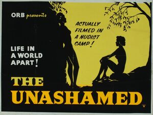 Poster for Allen Stuart's The Unashamed (1938)