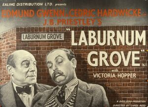 Poster for Carol Reed's Laburnum Grove (1936)