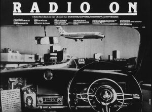 Poster for Chris Petit's Radio On (1979)