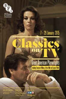 Poster for Classics on TV (Great American Playrights) 7-9 January 2015