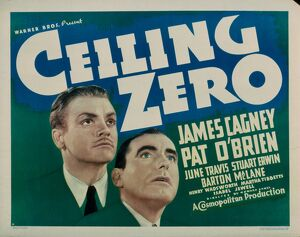Poster for Howard Hawks' Ceiling Zero (1935)