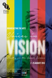 bfi southbank posters/poster voices vision season bfi southbank 2