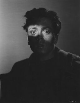 Richard Attenborough in David Lean and Noel Cowards's In Which We Serve (1942)