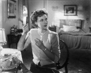 Rona Anderson in John Guillermin's Torment (1949)