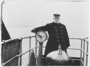 Ship's Captain, 1901